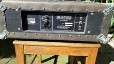 Bassverstärker Allsound Bassamp Vintage