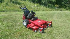 "2006 Exmark 60"" Turf Tracer Commercial Zero Turn Hydro 20 HP Kohler Gas Engine #Exmark"