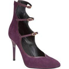 L'Wren Scott - Tropical Cutout Ankle Boot