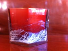 Vase...Pavel Hlava...Exbor Czech Glass, Decorative Items, Shot Glass, Vase, Tableware, Design, Dinnerware, Decorative Objects, Tablewares