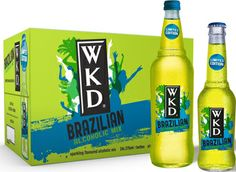 #WIN a crate of WKD Brazilian flavour & get the party started! Via www.Entr.co