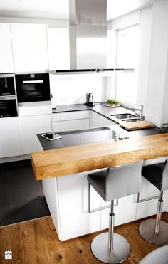 Modern Kitchen Cabinets Ideas For More Inspiration Dish - . Modern Kitchen Cabinets Ideas for More Inspiration Dish - . - - # for Wing chair Modern Kitche. Modern Kitchen Cabinets, Modern Kitchen Design, Kitchen Layout, Interior Design Kitchen, Kitchen Designs, Kitchen Backsplash, Kitchen Countertops, Kitchen Appliances, Kitchen Fixtures