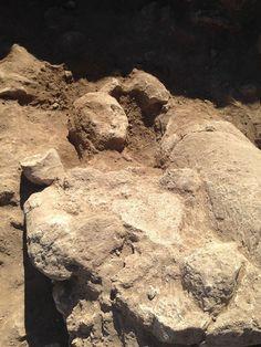 Monte Prama - il gigante ritrovato il 2 ottobre 2014