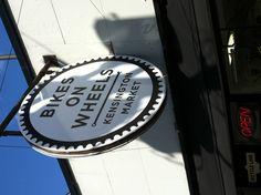 Bike Shop, Kensington Market