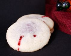 Vampire Bite Cookies: True Blood Party Food
