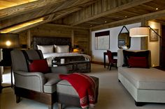 The best boutique hotels in Gstaad. Find a boutique hotel Gstaad and book with Splendia to benefit exclusive offers on a unique selection of hand picked small luxury hotels. Best Boutique Hotels, A Boutique, Best Interior, Interior And Exterior, Small Luxury Hotels, Winter House, Winter Cabin, Hotel Interiors, Guest Bedrooms