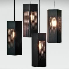 Jonathan Dorthe : Lampe Penta