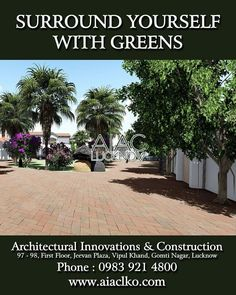 Cool Landscapes, Lush Green, Landscape Design, Beautiful Homes, Lawn, Grass, Designers, Backyard, Architecture