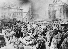 War One Revolution People Didn