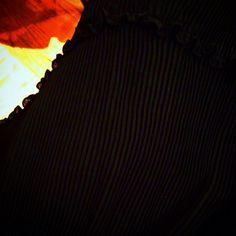 Sneak peek del vestido colección #otoñoinvierno2015 del diseñador  #GerardoTorres que portaré esta noche en la inauguración de #elpalaciodelospalacios @palaciodehierro