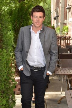 Glee's Finn Hudson....the kind of boy I want my nieces to wind up with!
