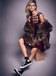Free People Sparkler Mini Dress at Free People Clothing Boutique