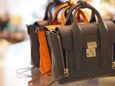 #instore 3.1 PHILLIP LIM pashli mini satchel • the perfect mini available in an array of colours • @31philliplim @theofficialselfridges • #aw14 #philliplim #pashli #satchel #selfridgeslondon #loveself