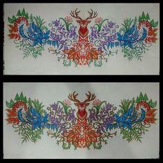 #boracolorirtop #colorindolivrostop #lostoceancolors #forumdacriatidade #minha_florestaencantada #amo #pintar #love #secreto #jardimsecreto #jardim #color #colorir #colorido #criatividade