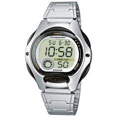 Reloj Casio para Niño LW-200D-1AVEF Sumergible, Batería 10 años