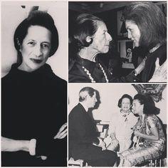 Diana Vreeland the woman behind Jackie Kennedy's look