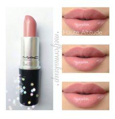 by lea, MAC lipstick Haute Altitude. by lea MAC lipstick Haute Altitude. by lea Makeup & Nails. Beauty Make-up, Beauty Secrets, Beauty Hacks, Beauty Tips, Beauty Products, Mac Products, Makeup Products, Hair Beauty, Dark Lipstick