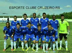 ESPORTE CLUBE CRUZEIRO RS  PRIMEIRA DIVISÃO GAÚCHA : CAMPANHA DO GAUCHÃO 2014