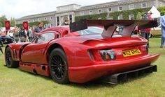 1999 TVR Cerbera Speed 12