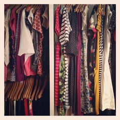 How Do You Keep Your Closet Organized? (video)