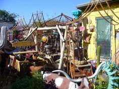 cave creek az town dump - great place to find southwest interior design items - Google Search