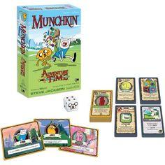 Munchkin Adventure Time, Multicolor