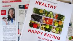 Blood Type Diet Baffles Brains but Beats the Bulges - InfoBarrel All Blood Types, Blood Type Diet, Sushi, Eat, Book, Healthy, Ethnic Recipes, Happy, Ser Feliz