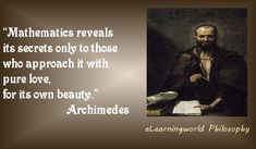 #Archimedes #Quotes