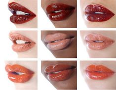 Ellis Faas Creamy Lips - Check out these lip colors!