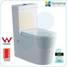 Mercer Toilet Suite   Fontaine Industries