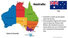 States and Territories of Australia by Sunshine Teaching Resources Australian Flags, Writing Practice, Capital City, Teaching Resources, Homeschool, Sunshine, Facts, Student, Sunlight