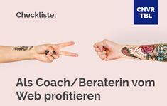 Checkliste für Coaches Coaches, Marketing, Business, Blog, Things To Do, Trainers, Business Illustration