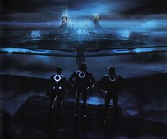 Tron legacy concept artwork   #1 Design Utopia Trend