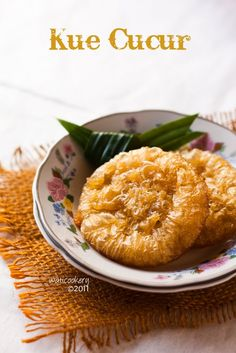 wati cookery: Kue Cucur