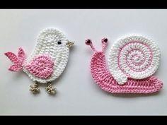 Figuritas De Crochet// CROCHET FIGURES - YouTube