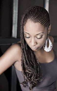 87 Cornrow Hairstyles for Black Women Ideas in Next time you're stuck trying to think up new ideas for your natural hair, try one of these stunning looks. Whether you have short hair, long braids, ., Cornrow Hairstyles for Black Women African Braids Hairstyles, Protective Hairstyles, Braided Hairstyles, Medium Hairstyles, Micro Braids Styles, Braid Styles, Elegant Hairstyles, Black Women Hairstyles, Beautiful Hairstyles
