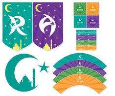 Ramadan Mubarak Party Theme | A Little Pixel