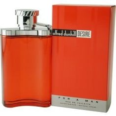 DESIRE by Alfred Dunhill EDT SPRAY 3.4 OZ for MEN by Alfred Dunhill. $40.45. DESIRE by Alfred Dunhill EDT SPRAY 3.4 OZ for MEN. warm and sensual fruits and wood, with low notes of vanilla and musk. Year Introduced 1997 Recommended Use daytime