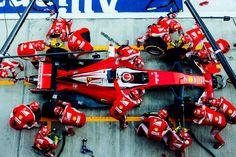 2016 Austrian GP - Kimi Raikkonen (Ferrari) [2048x1367]