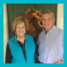 Nancy and CD Turner