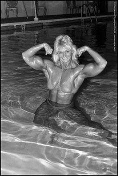 American gladiator raye hollitt nude pics