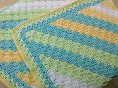 Ravelry: Project Gallery for Corner-to-Corner Throw pattern by Catherine J… Crochet Quilt Pattern, Crochet Blanket Border, Crochet Ripple, Baby Afghan Crochet, Manta Crochet, Crochet Borders, Crochet Blanket Patterns, Crochet Stitches, Crochet Edgings