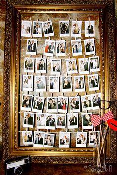 Una idea original para llenar de recuerdos el album de fotografías :D