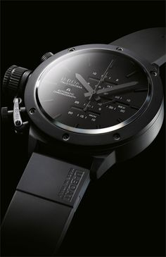 #U-Boat Classico 53 Titanium Limited Edition Automatic Chronograph #menwatch #uboat