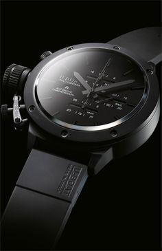 U-Boat Classico 53 Titanium Limited Edition Automatic Chronograph