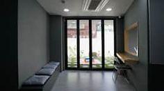 중정집_20: design office UO : 유오건축의 서재 & 사무실