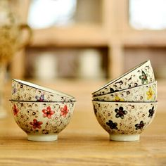 Discovered by Find images and videos about vintage, cup and bowl on We Heart It - the app to get lost in what you love.