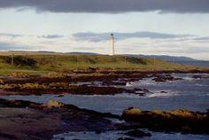 Scurdie Ness Lighthouse, Ferryden, Scotland