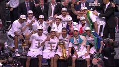 Congratulations, San Antonio!   The Best Moments From The San Antonio Spurs NBA Championship