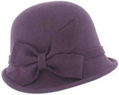 Amazon.co.uk: Purple - Hats & Caps / Accessories: Clothing Women's Hats, Sun Hats, Caps Hats, Purple Accessories, Trilby Hat, Hats For Women, Baseball Cap, Beanie, Amazon